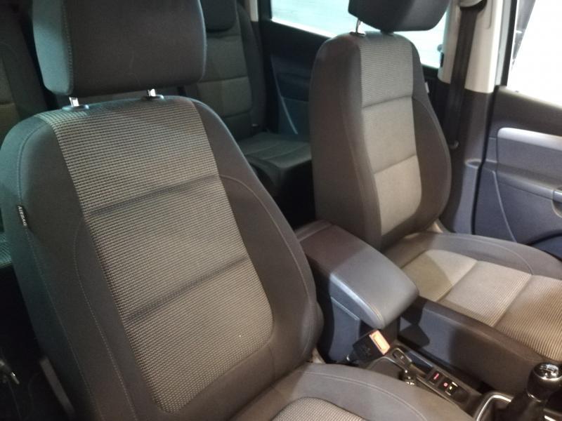 Volkswagen Sharan II Comfortline 2.0 tdi 136 cv 5 places 21/25