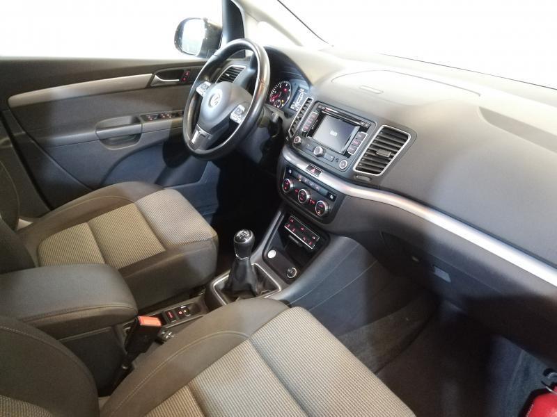 Volkswagen Sharan II Comfortline 2.0 tdi 136 cv 5 places 2/25