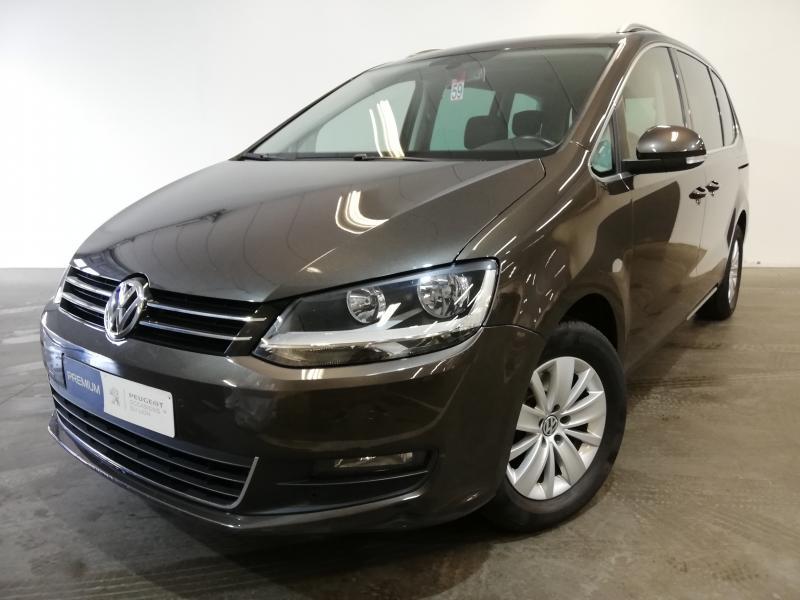 Volkswagen Sharan II Comfortline 2.0 tdi 136 cv 5 places 1/25