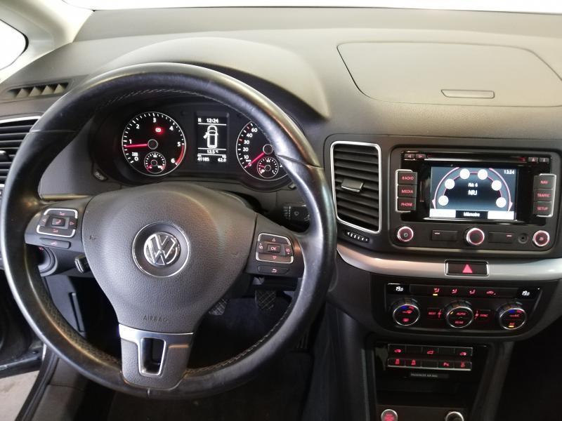 Volkswagen Sharan II Comfortline 2.0 tdi 136 cv 5 places 5/25