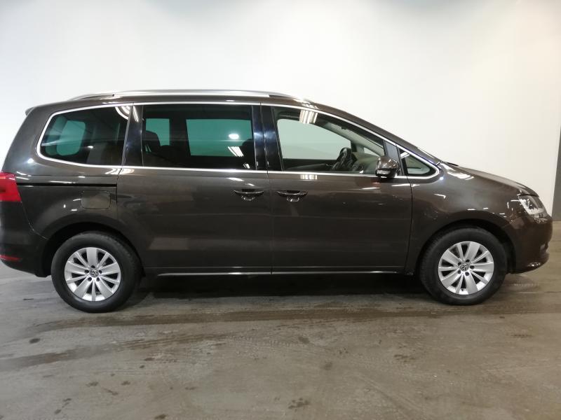 Volkswagen Sharan II Comfortline 2.0 tdi 136 cv 5 places 20/25