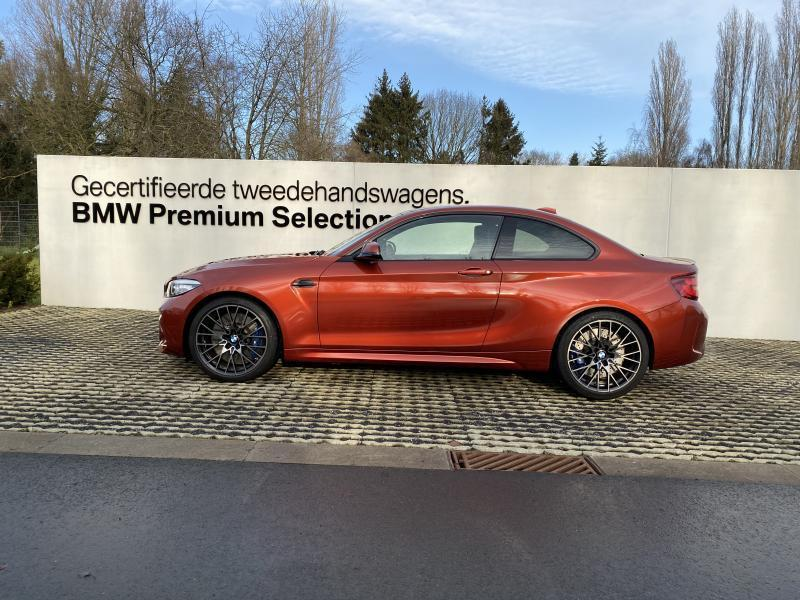 BMW M2 M2 Competition 3/19