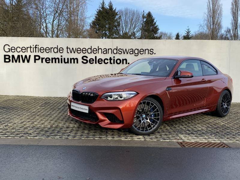 BMW M2 M2 Competition 1/19