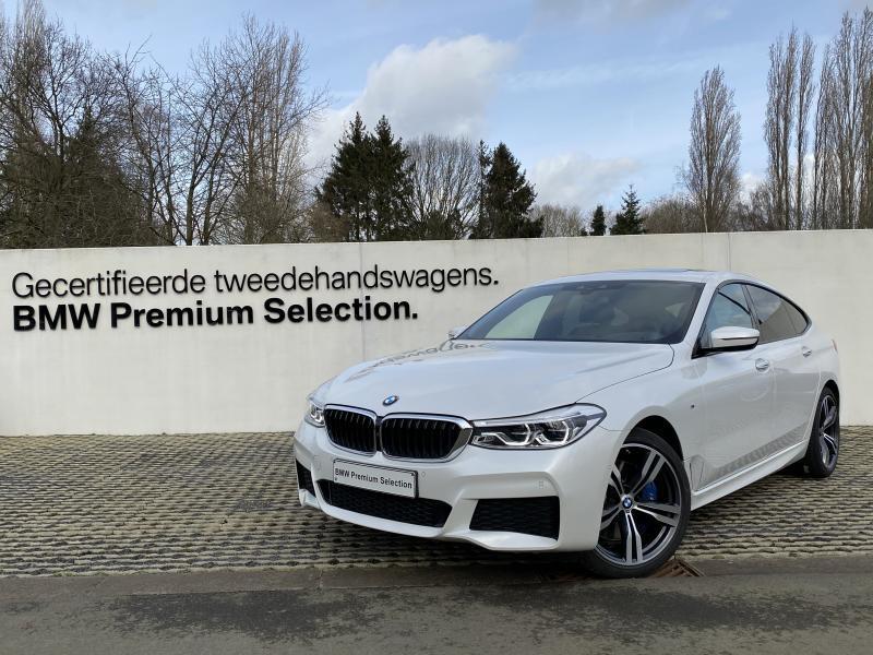 BMW 630 Gran Coupé d xDrive 1/24