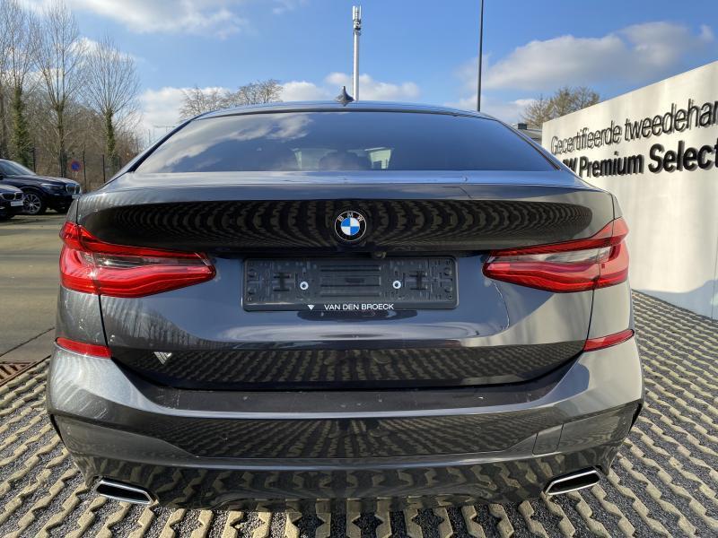 BMW 630 Gran Coupé d xDrive 14/24