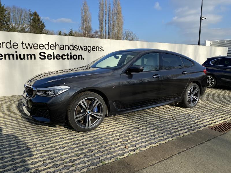 BMW 630 Gran Coupé d xDrive 8/24
