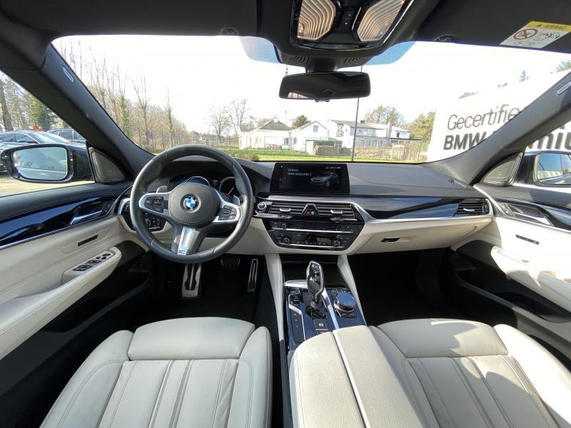 BMW 630 Gran Coupé d xDrive 5/24