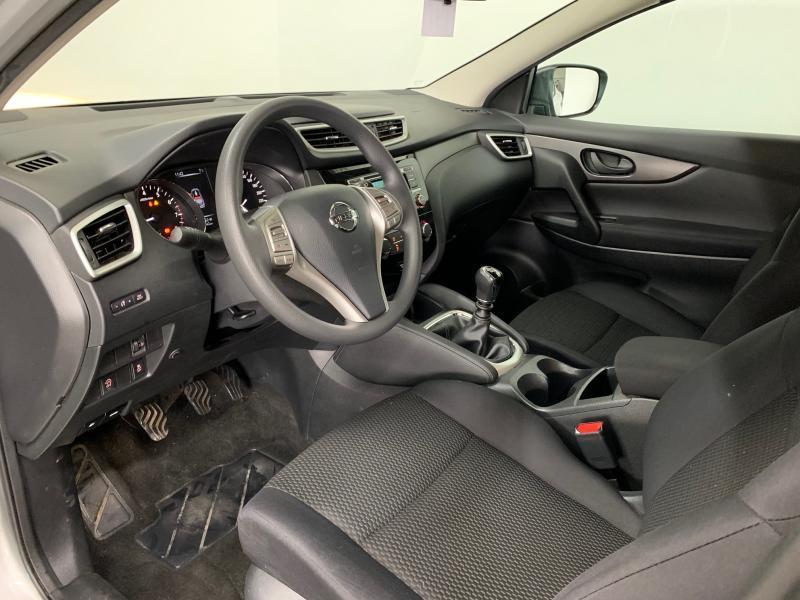 Nissan Qashqai . 8/17
