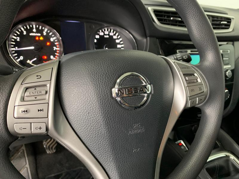 Nissan Qashqai . 11/17