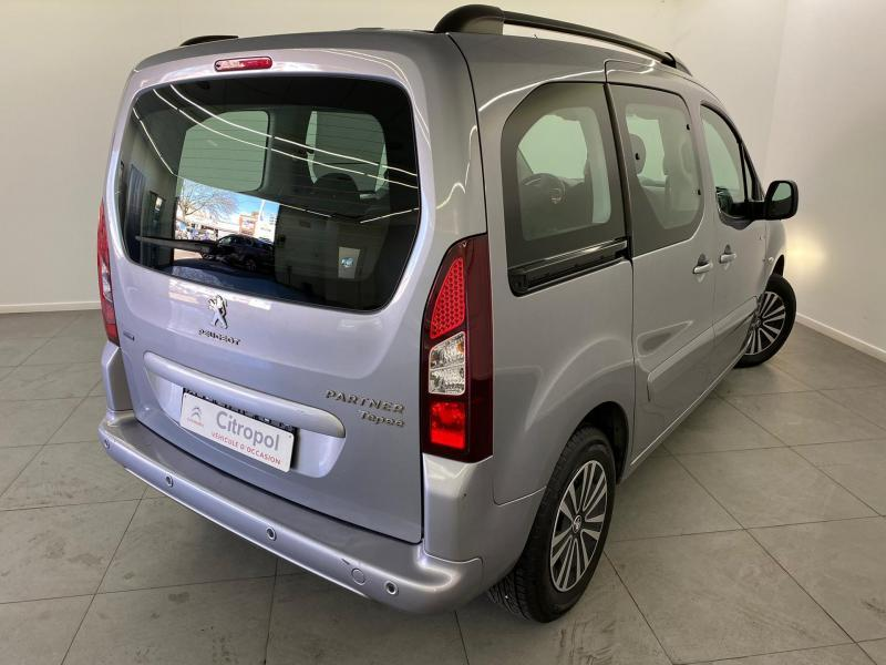Peugeot Partner IV Tepee Style 4/11
