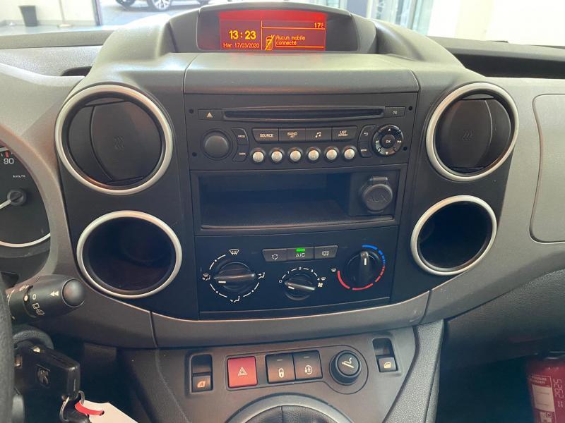 Peugeot Partner IV Tepee Style 10/11