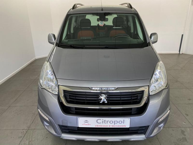 Peugeot Partner IV Tepee Style 2/11