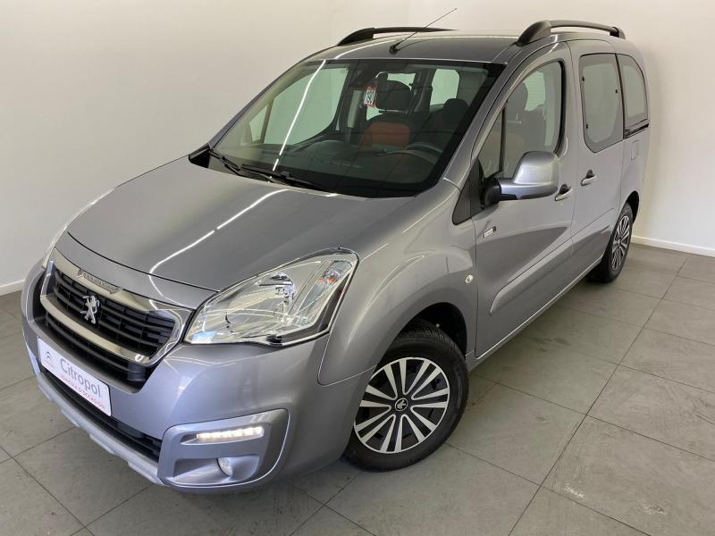 Peugeot Partner IV Tepee Style 1/11