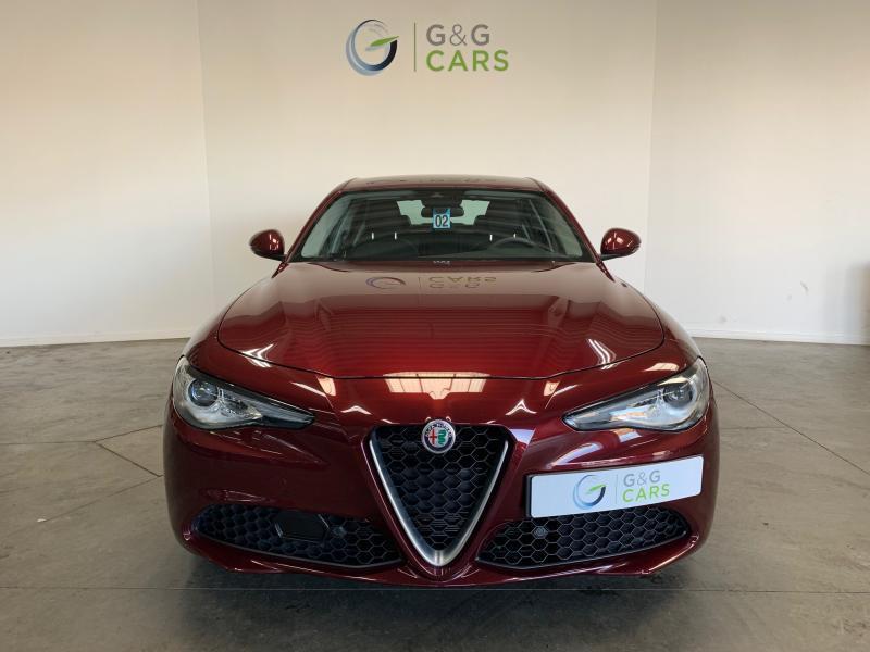 Alfa Romeo Giulia Super 6/22