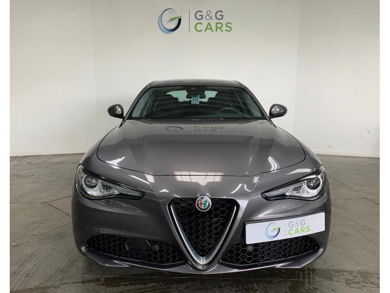 Alfa Romeo Giulia Super 6/21