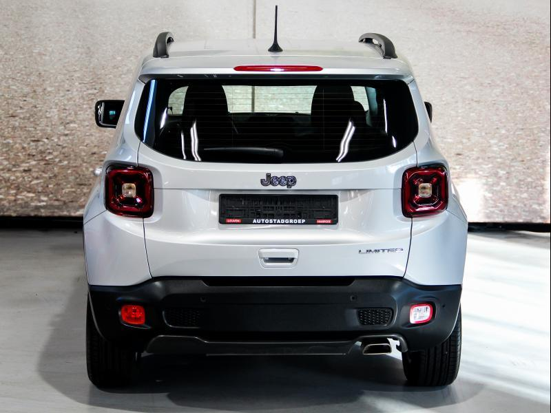 Jeep Renegade Limited 1.0i T3 115pk 1.0i T3 115pk 6/35