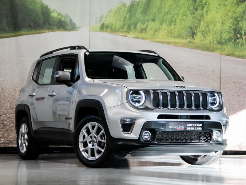 Jeep Renegade Limited 1.0i T3 115pk 1.0i T3 115pk 2/35
