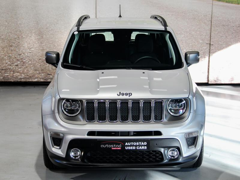 Jeep Renegade Limited 1.0i T3 115pk 1.0i T3 115pk 5/35