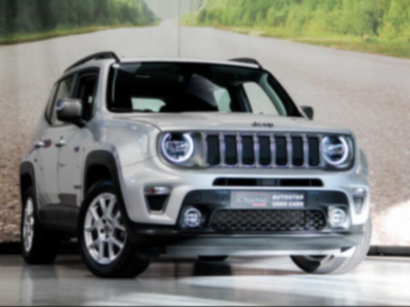 Jeep Renegade Limited 1.0i T3 115pk 1.0i T3 115pk