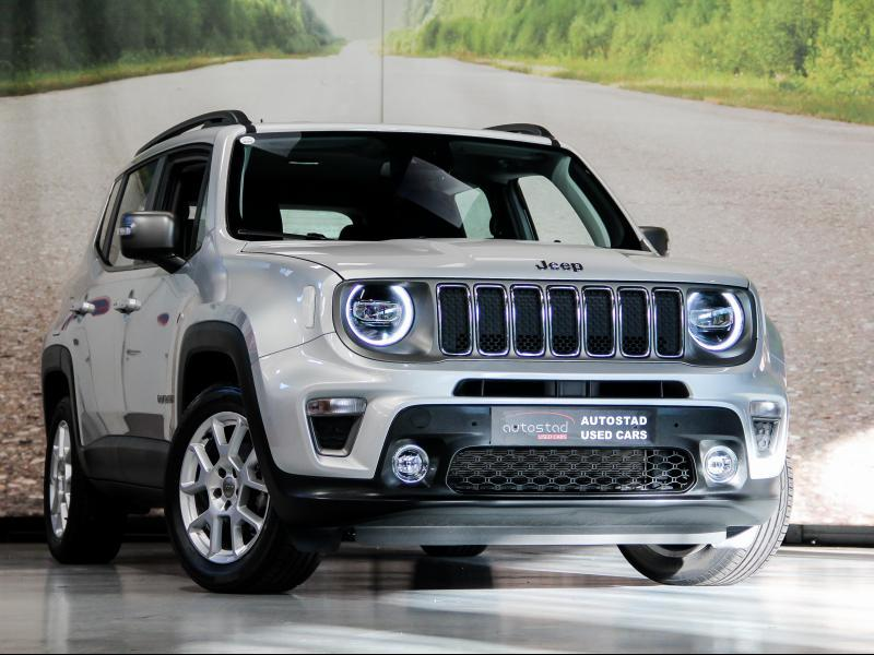 Jeep Renegade Limited 1.0i T3 115pk 1.0i T3 115pk 1/35