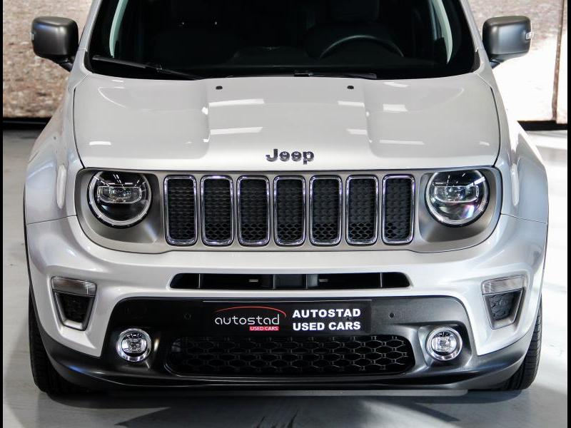 Jeep Renegade Limited 1.0i T3 115pk 1.0i T3 115pk 8/35