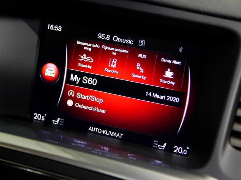 Volvo S60 Summum D3 GEARTRONIC 150pk 2.0D D3 150pk AUTOMAAT 18/45
