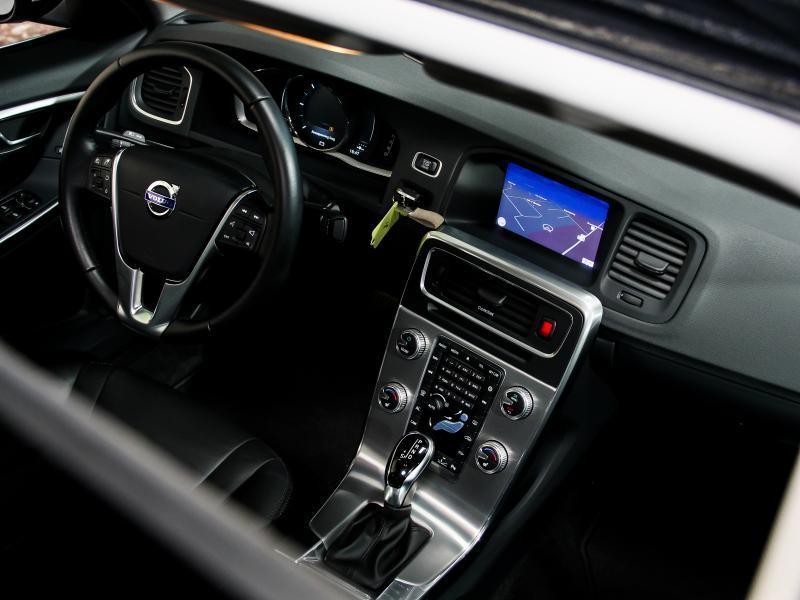 Volvo S60 Summum D3 GEARTRONIC 150pk 2.0D D3 150pk AUTOMAAT 9/45