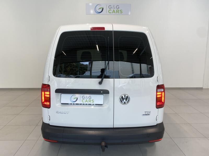 Volkswagen Caddy Fourgon