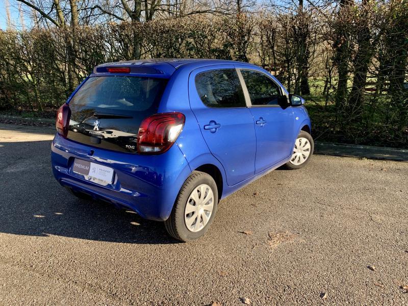 Peugeot 108 Active 5/11