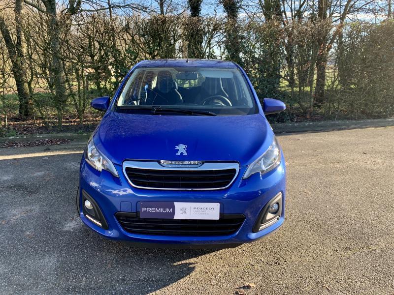 Peugeot 108 Active 7/11