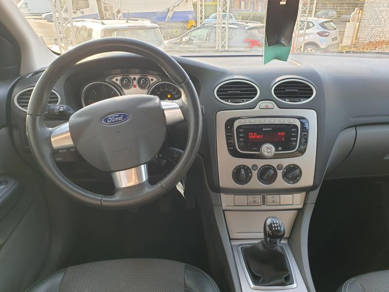 Ford Focus ECONETIC BLACK MAGIC