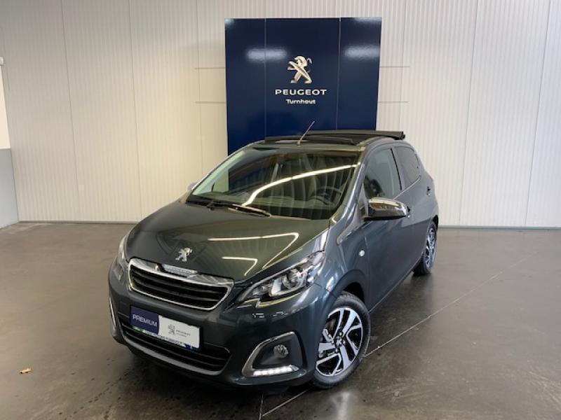 Peugeot 108 TOP! ALLURE 1.0 VTI 72 PK MAN.5 1/22