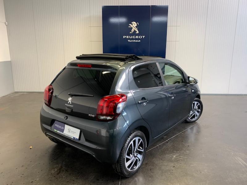 Peugeot 108 TOP! ALLURE 1.0 VTI 72 PK MAN.5 3/22