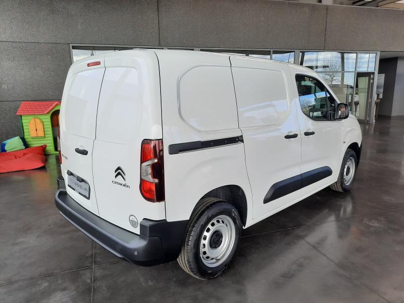 Citroen Berlingo 1.5 BlueHDi 75 Control 5/16