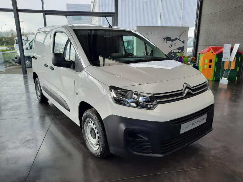 Citroen Berlingo 1.5 BlueHDi 75 Control 3/16