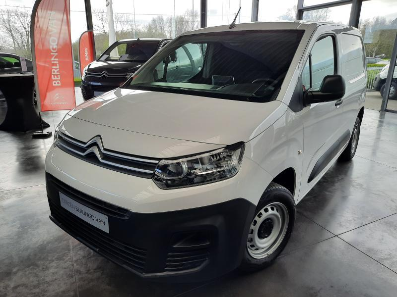 Citroen Berlingo 1.5 BlueHDi 75 3PL|Airco|Bluet 1/16