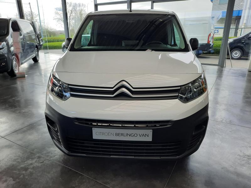 Citroen Berlingo 1.5 BlueHDi 75 3PL|Airco|Bluet 2/16