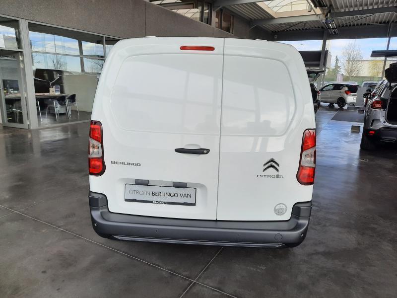Citroen Berlingo 1.2 PureTech 110 S&S MAN6 Cont 6/16