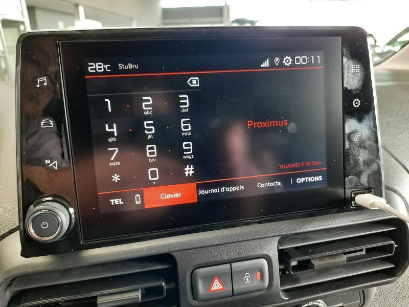 Citroen Berlingo 1.2 PureTech 110 S&S MAN6 Cont 16/16