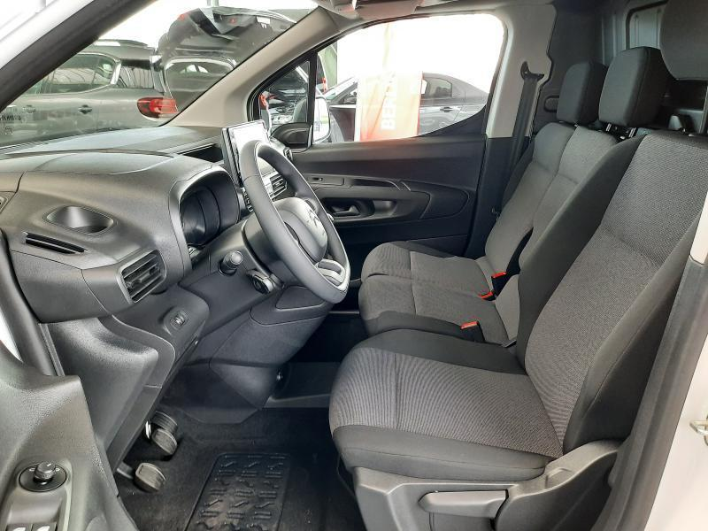 Citroen Berlingo 1.2 PureTech 110 S&S MAN6 Cont 8/16