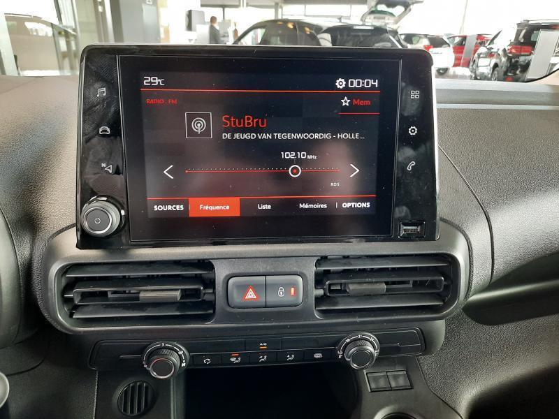 Citroen Berlingo 1.2 PureTech 110 S&S MAN6 Cont 13/16