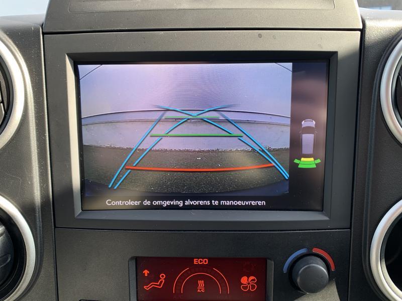 Peugeot Partner III Electric Confort full electric 14/17