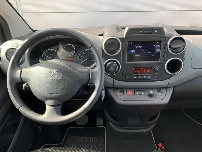 Peugeot Partner III Electric Confort full electric 16/17