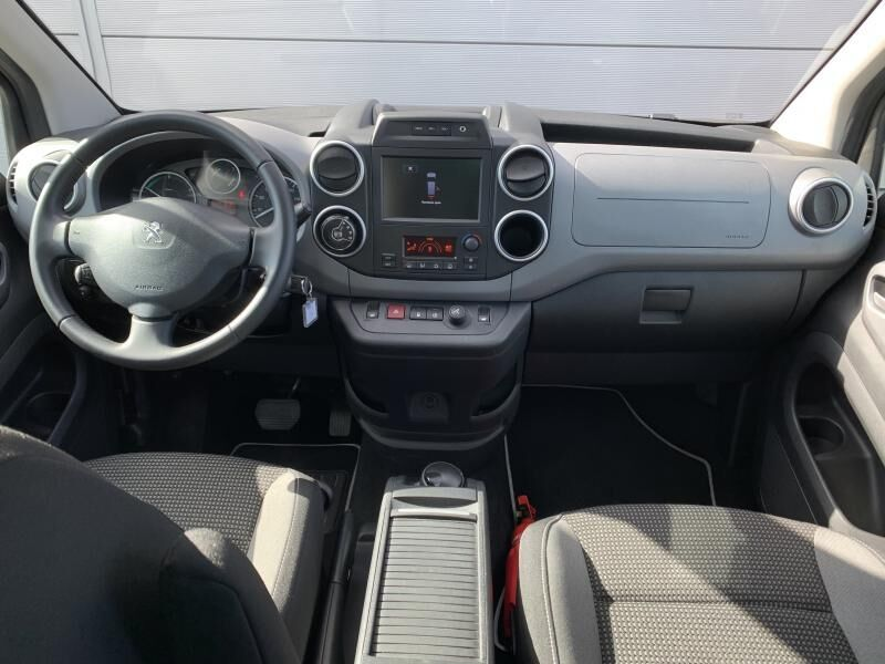 Peugeot Partner III Electric Confort full electric 9/17