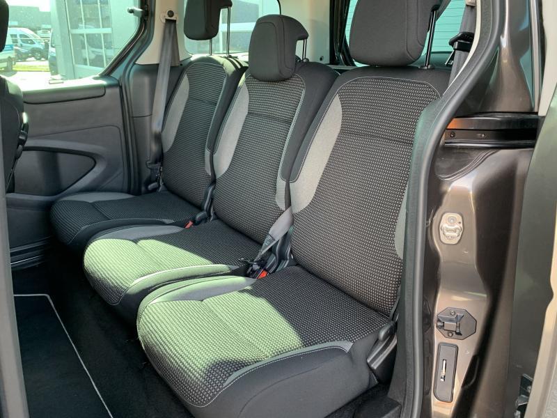 Peugeot Partner III Electric Confort full electric 11/17