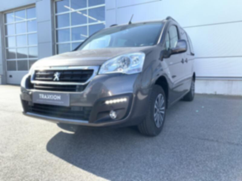 Peugeot Partner III Electric Confort full electric