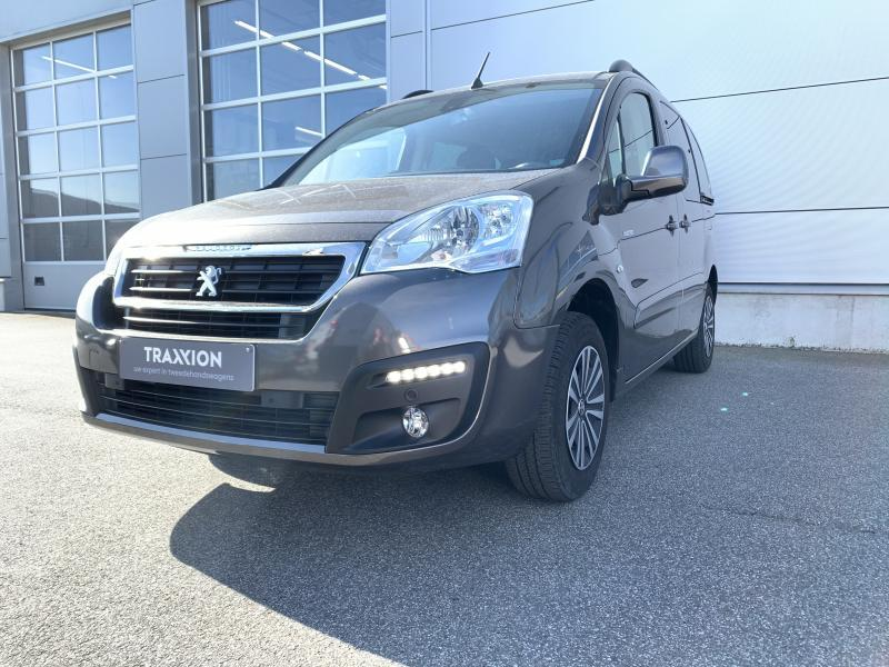Peugeot Partner III Electric Confort full electric 1/17