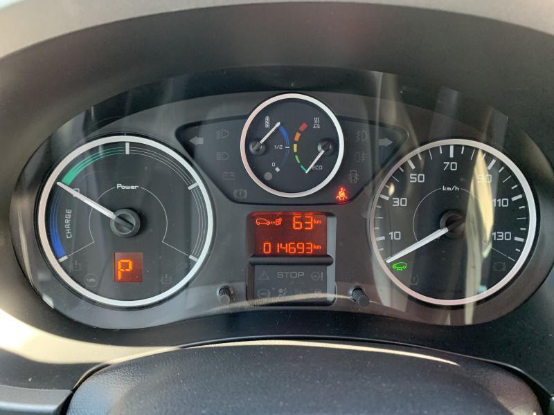 Peugeot Partner III Electric Confort full electric 17/17