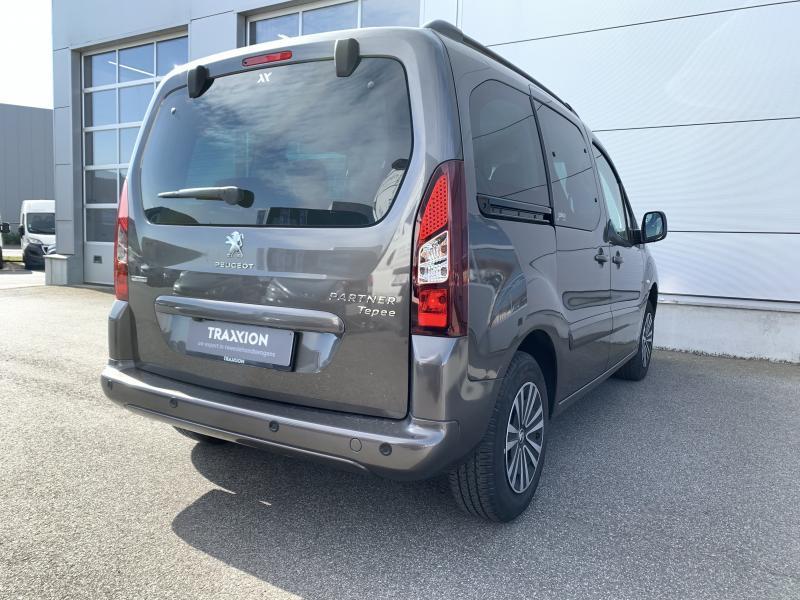 Peugeot Partner III Electric Confort full electric 3/17