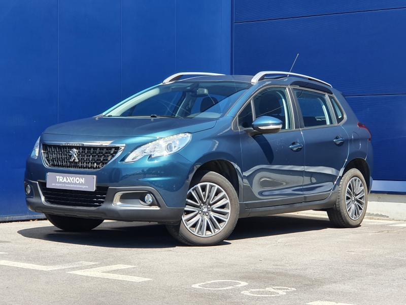 Peugeot 2008 Active 1.2 Puretech 1/21
